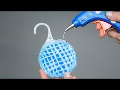 18 Hot Glue Gun Life Hacks For Crafting | My Collection Glue Gun Hacks - YouTube