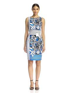 Badgley Mischka Women's Printed Popover Dress, http://www.myhabit.com/redirect/ref=qd_sw_dp_pi_li?url=http%3A%2F%2Fwww.myhabit.com%2Fdp%2FB01B626EXC%3F