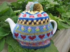 Fair Isle Tea Cosy