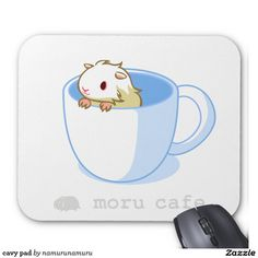 cavy pad mouse pad
