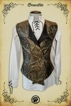 Gentilhomme Jacket medieval clothing for men LARP costume and cosplay