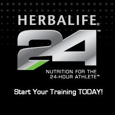 New Training shakes and drinks from Herbalife