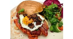 The World's Most Expensive Bacon Sandwich (£150)