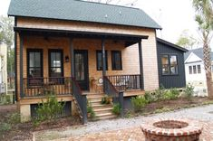 Southern Fried Homes: very cool pre-fab cottages