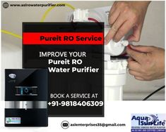 We are your Pureit Doctor and here to help you with Pureit Repairing using high-quality and genuine spares. Book an Pureit RO Service at the lowest price . 📲: +91- 9818406309 🌐: www.aslrowaterpurifier.com 📧: aslenterprises35@gmail.com #PureitROService #PureitROWaterPurifier #Waterpurifier #purifier #filter #ROwater #WaterRO #Waterfiltering #PureWater #Healthywater Kent Ro Water Purifier, Reverse Osmosis Water, Healthy Water, Improve Yourself, Life, Filter, Book, Book Illustrations, Books