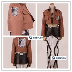 attack on titan cosplay | Attack On Titan cosplay costume by Mcosplay