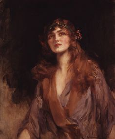 Lily Elsi (Mrs Bullough) by Sir James Jebusa Shannon