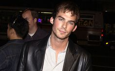 Ian Somerhalder at the Life as a House Premiere on October 24, 2001