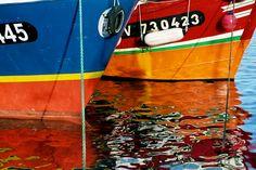 Le Guilvinec | Finistère | France | August 2007 - #bateau #boat #bretagne #britanny #finistere #mer #sea #ete #summer #eau #water #guilvinec #leguilvinec #port #france
