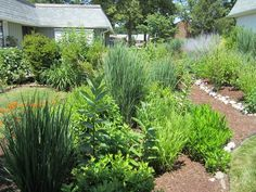 Backyard Garden With Mulches : Preparing Your Garden For Winter