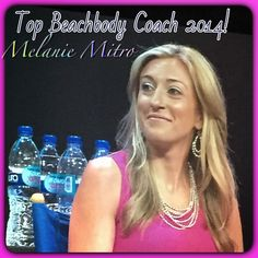 So proud of my up line, cousin, and mentor Melanie Mitro because she has inspired me from day 1! I watched her journey from when she started getting involved with Beachbody and to now see her as the #1 coach in the entire organization is pretty darn awesome!! She is so passionate and driven and she totally belongs right where she is in that spot!! #1 #passionate #inspiration
