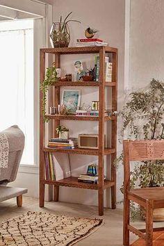 Vanessa Bookshelf
