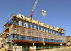 Op 5 november 2015 is de bouw van het nieuwbouwproject Hof aan de Hef op het Noordereiland in Rotterdam officieel gestart. Alle woningen zijn inmiddels verkocht. De bouw wordt uitgevoerd door bouwbedrijf Waal uit Vlaardingen. Oplevering wordt verwacht eind 2016. De nieuwbouw vervangt het 19e eeuwse woonblok 'Ons Blok' dat eind 2014 hiervoor gesloopt. Meer