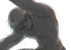 Attack On Titan Jean, Attack On Titan Fanart, Boys Lindos, Levi And Erwin, Aot Characters, Eruri, Handsome Anime Guys, Anime Boyfriend, Nanami