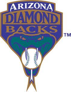 D-backs Alternate 1999-2006. Why is he eating the baseball?