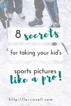 Want to know how to take better pictures of your kids while they are playing…