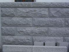 G654 Granite Mushroom Stone Exterior Wall Cladding