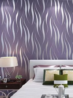Cheap 3D Wall Stickers Online | 3D Wall Stickers for 2021 3d Wallpaper For Walls, Geometric Wallpaper, Wallpaper Roll, Living Room Bedroom, Home Bedroom, Living Room Decor, Rooms Home Decor, Cheap Home Decor, Window Wall Decor