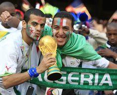 2014 FIFA World Cup Qualifiers - Algeria record big win in Benin - MTNFootball