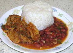 "Stewed Chicken ""Dominican Style"" (Pollo Guisado Dominicano) - My Dominican Food"