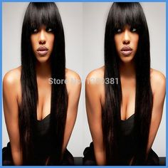 Find More Wigs Information about 7A Unprocessed Bleach Knots Malaysian Human Hair Swiss Lace Full Lace Human Hair Wigs With Bangs For Black Women,High Quality wig curly,China wig hair net Suppliers, Cheap wig wholesaler from Gorgeous Summer Hair Store on Aliexpress.com