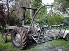 another reason to keep/get a boom pole - Harry Ferguson Forum - Yesterday's Tractors