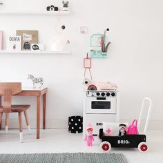 Candy Sweet Girls Room - as featured in Babiekins Magazine
