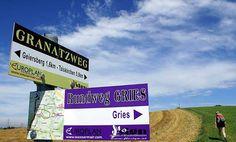 Wander- und Raderlebnis am Granatzberg Wander, Small Places, Road Trip Destinations