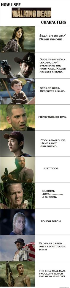 how-i-see-the-walking-dead-characters