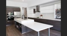 BAUFORMAT Simi Valley Project by BLUEHAUS Interiors - modern - Spaces - Los Angeles - BAUFORMAT