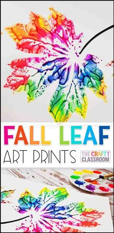 Fall Art Projects, Leaf Projects, Boy Diy Crafts, Toddler Crafts, Fall Crafts For Kids, Art For Kids, Halloween Crafts For Toddlers, Fun Projects For Kids, Toddler Preschool