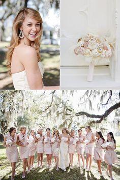 Southern wedding, Rose Hill Mansion in #Bluffton #SouthCarolina