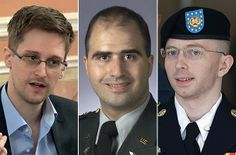 Federal agencies embrace new strategies to find the enemy within - After years of focusing on outside threats, the government and its contractors are turning inward, aiming a range of new technologies  & counterintelligence strategies at their own employees to root out spies, terrorists or leakers. Agencies are  monitoring their computer networks w/ unprecedented scrutiny, tracking employee behavior for signs of deviation from routine.
