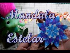 Origami Mandala Estelar
