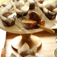 Muffin Recipes, Bread Recipes, Donut Muffins, Chocolate Whipped Cream, Simple Muffin Recipe, Sunday Recipes, Popcorn Recipes, Vegetarian Chocolate, Summer Desserts