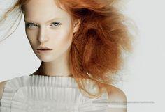 model Luisa Bianchin