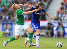 Olimpija Game - pre-season friendly 27 July 2014 Slovenia (3) @BrinkmannAmanda/CHELSEA Club News on Twitter