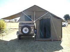 trailer tents - Google Search