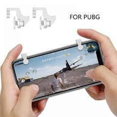 PUBG Controllers Portable Gamepad Mobile Gaming Controller For PUBG Aim Keys Shooter Trigger Gaming Accessories Shipping Packaging, Cheap Mobile, Game Controller, Mobile Game, Natural Disasters, Phone Holder, Consoles, Happy Birthday, Console