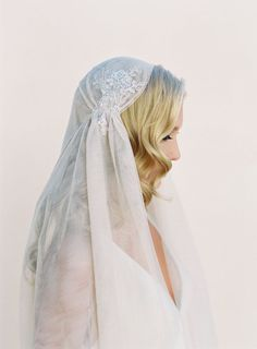 Breathtakingly Beautiful Wedding Veils & Headpieces from Veiled Beauty