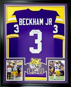1c69ae511d1 14 Best Odell Beckham Jr. Sports Memorabilia images