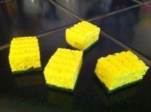 Bible Object Lesson Using a Sponge