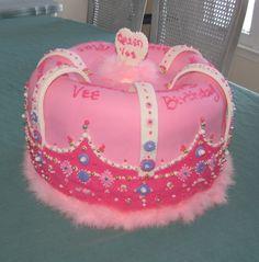 another princess cake