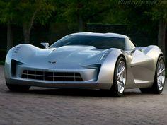 Chevrolet Corvette Concept | Chevrolet Corvette Stingray Concept High Resolution Image (1 of 6)