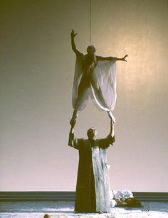 La tempesta - 1977-78 Archivio multimediale del Piccolo Teatro di Milano - fotografie bozzetti manifesti