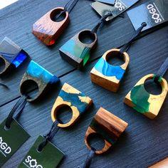 75 отметок «Нравится», 1 комментариев — SOGD (@sogdbrand) в Instagram: «Кольца в наличии. #jewellery #украшение #ручнаяработа #дерево #подарок #jewellerydesign #одесса…»