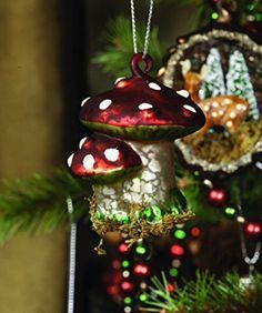 Woodland Ornament found on Amazon.