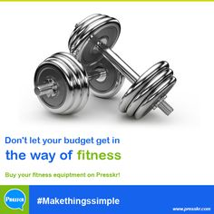 Photo: A perfect equipment is the key to a healthy heart. So true! Pick your equipment from Presskr!  #Makethingssimple  #gym  #equipment  #fitness  http://bit.ly/1gXRNZt