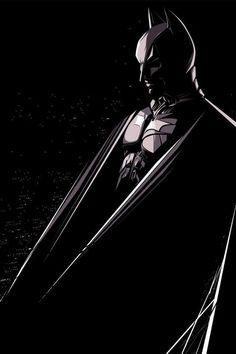 Dark Knight by Craig Drake