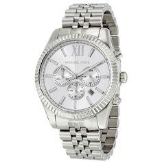 Para los amantes de los relojes de Michael Kors os proponemos el modelo #Lexington, un diseño en acero y resistente al agua 100 metros. ¿Qué tal este modelo en plateado de caballero o el pavonado en rosa de mujer? Disponibles en http://www.todo-relojes.com/detalle.asp?codigo=31184 y http://www.todo-relojes.com/detalle.asp?codigo=17924 por 299€ #MichaelKors #relojesacero #todorelojes #reloj #relojes #relojmk #mkmujer #bolivia